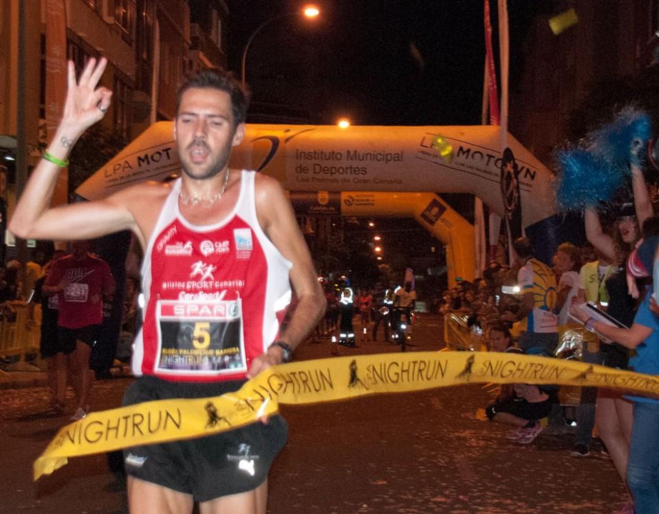 Las Palmas Night Run 2015 - 2